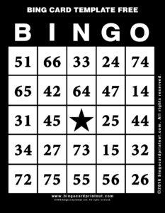 Bing Card Template Free 11