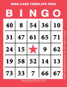 Bing Card Template Free 12