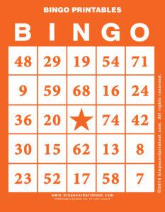 Bingo Printables 2