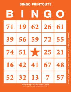 Bingo Printouts 2