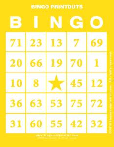 Bingo Printouts 3