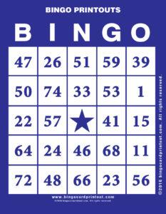 Bingo Printouts 6