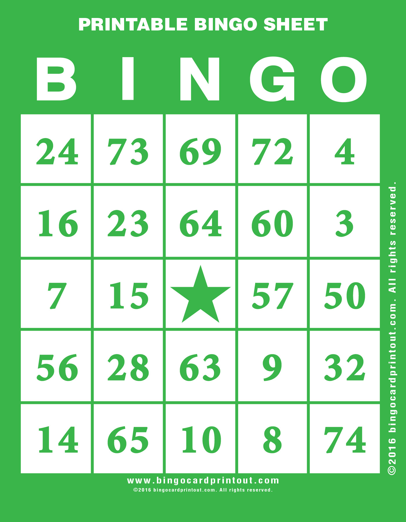 This is a picture of Transformative Printable Bingo Calling Cards