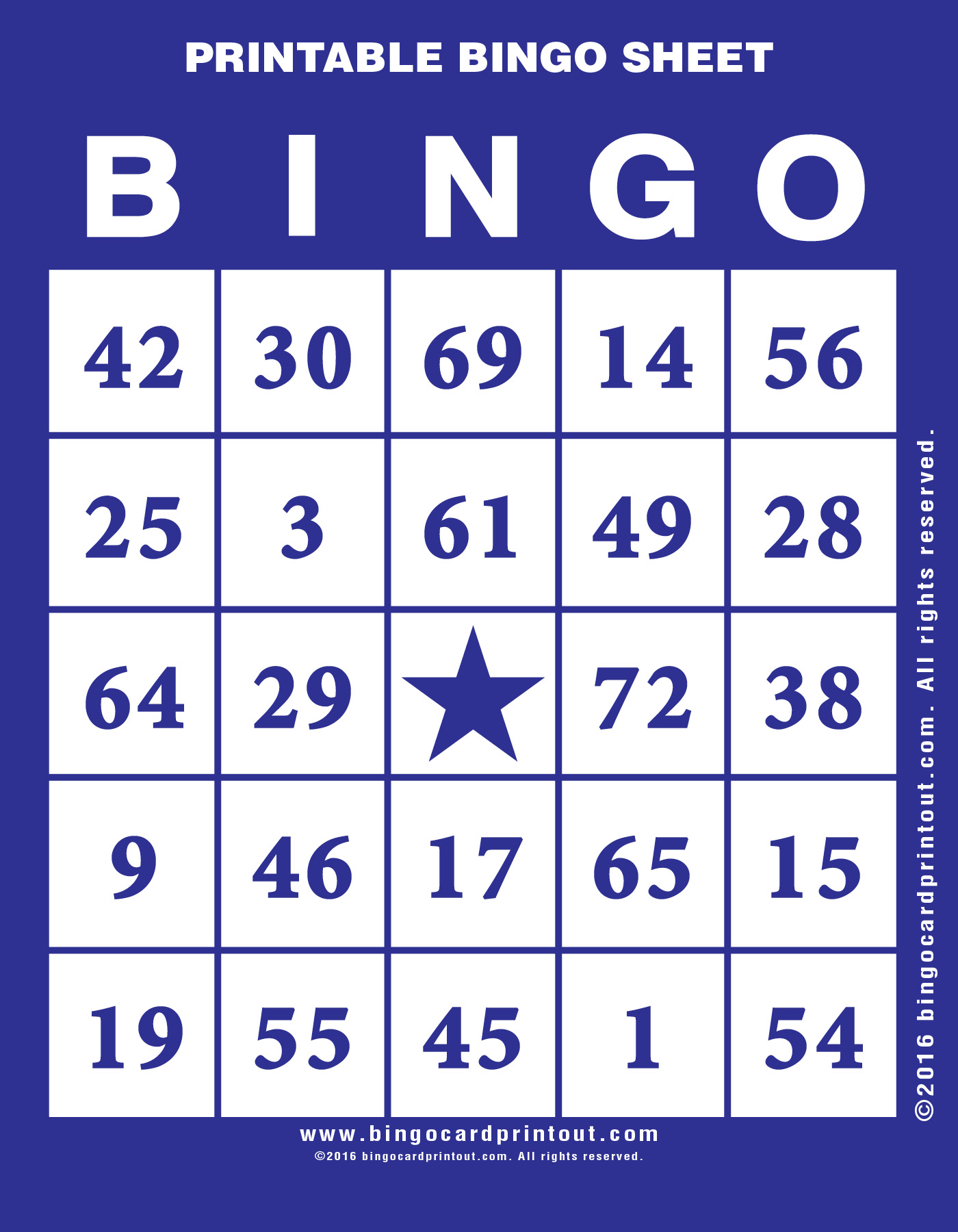 Select for our large inventory for you next printable bingo sheet .